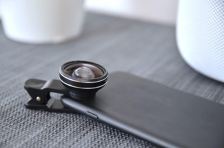 TaoTronics Smartphone Linse iPhone