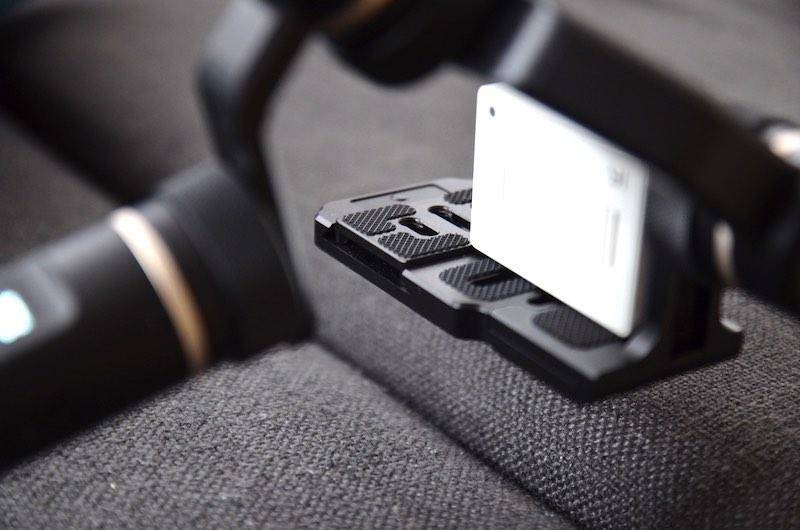 gimbal für actioncam smartphone