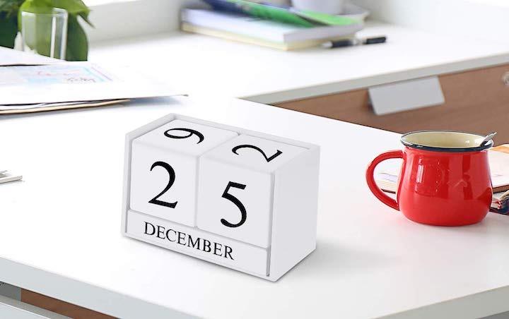 holzblockkalender