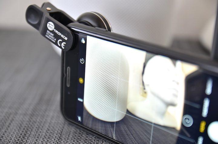 iPhone Kamera TaoTronics Clip