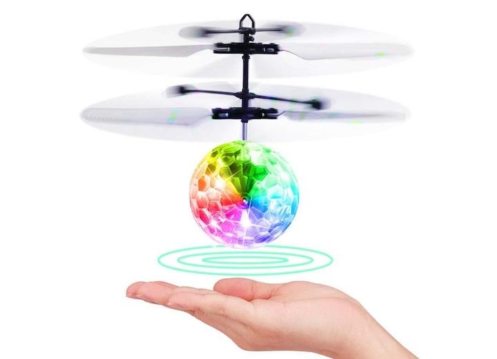 EpochAir Drohne Hand