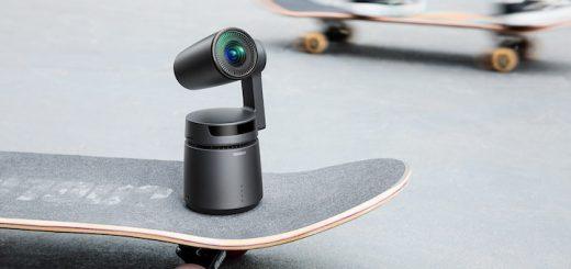 OBSBOT Tail auf Skateboard 520x245