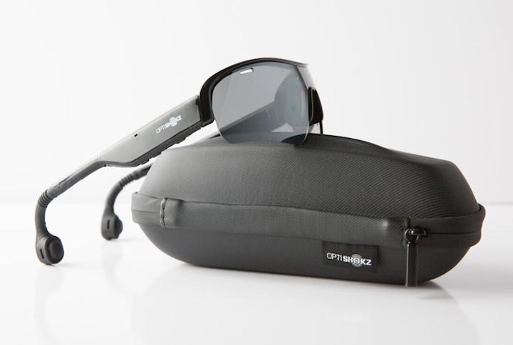 OptiShokz Revvez Brille Case