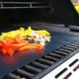 Grillmatte Paprika Pilze 160x160