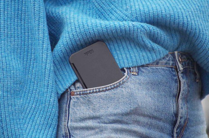 Klak Case Pullover Jeans