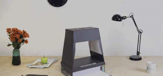 fileeeBox 2.0 auf Schreibtisch 520x245