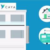 CAYA empfängt Post 160x160