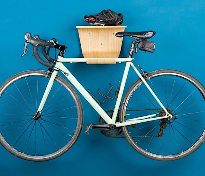 Gren mit Fahrrad