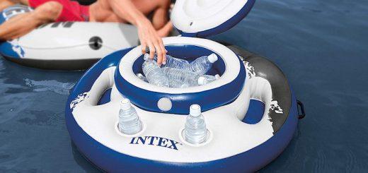 Intex Megal Chill Kühlbox Wasser Mann 520x245