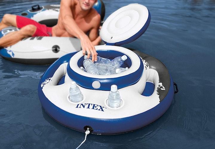 Intex Megal Chill Kühlbox Wasser Mann