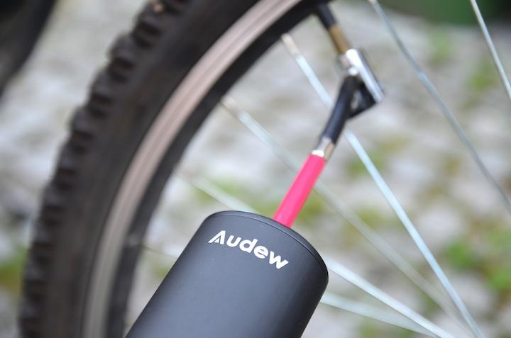 Audew Luftkompressor Fahrradreifen