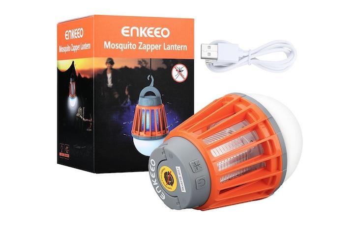 ENKEEO Campinglampe Verpackung