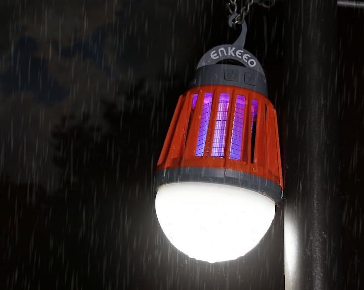 ENKEEO Campinglampe