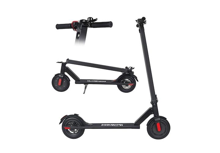 Urbetter eScooter Klappmechanismus
