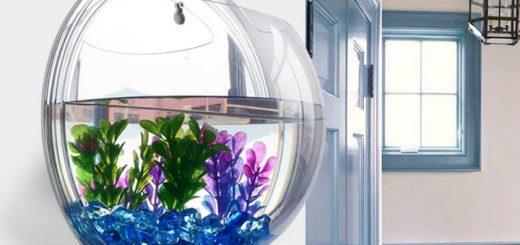 hängendes Aquarium Tür Lampe 520x245