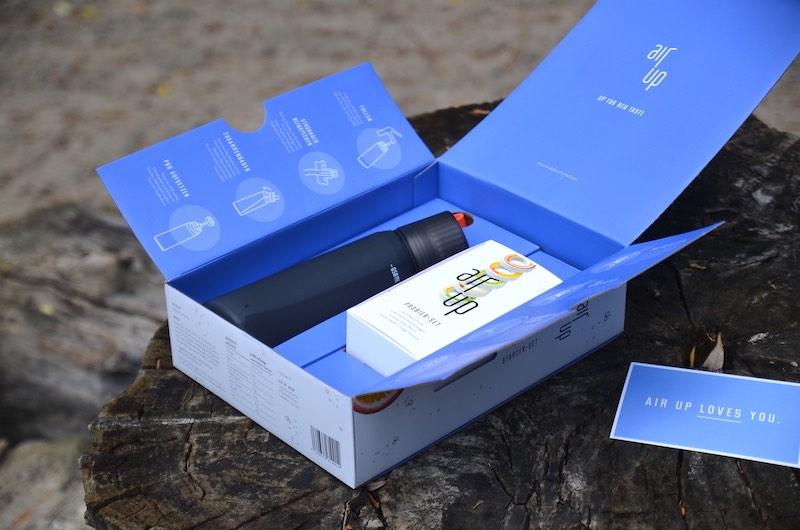 starter pack mit f%C3%BCnf geschmacksrichtungen probierpaket air up
