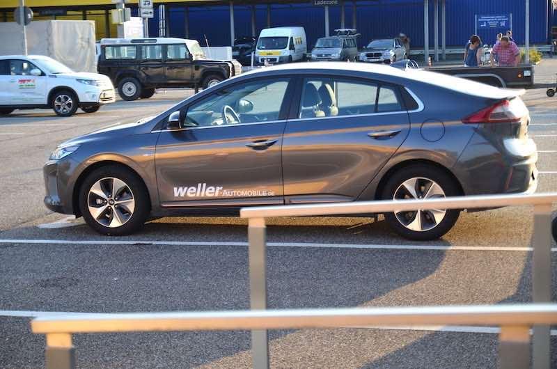 weller automobile hyundai elektro autos
