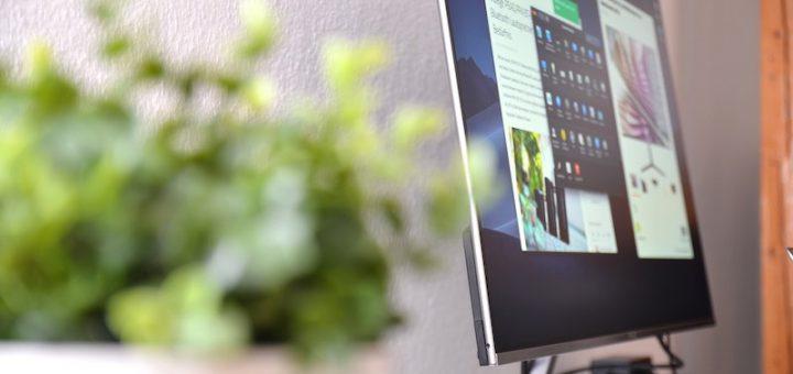 32 Zoll Monitor von PEAQ MediaMarkt und Saturn 720x340
