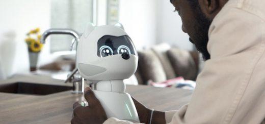 KIKI Roboter beitzt Touch Sensoren 520x245