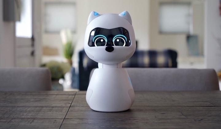 KIKI Roboter mit Sensoren