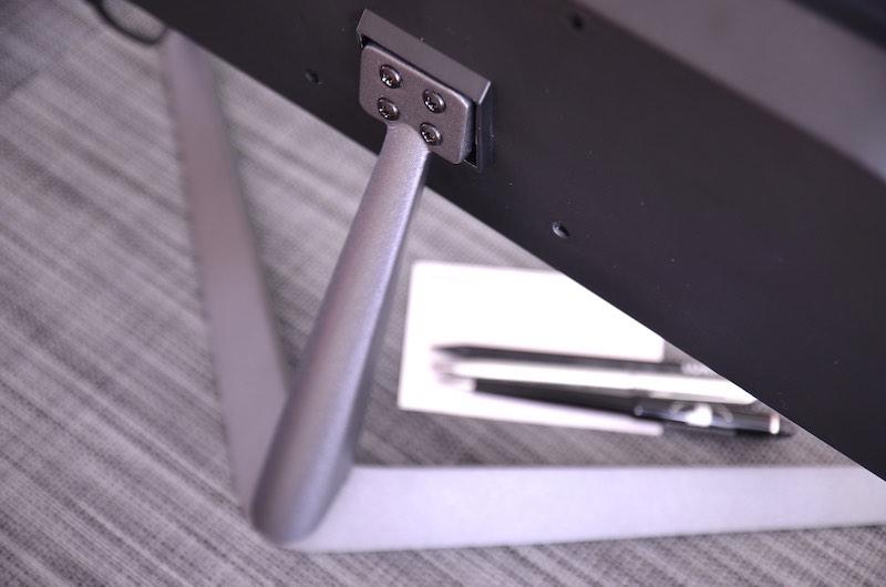 Kippbarer Monitorst%C3%A4nder PEAQ Slim