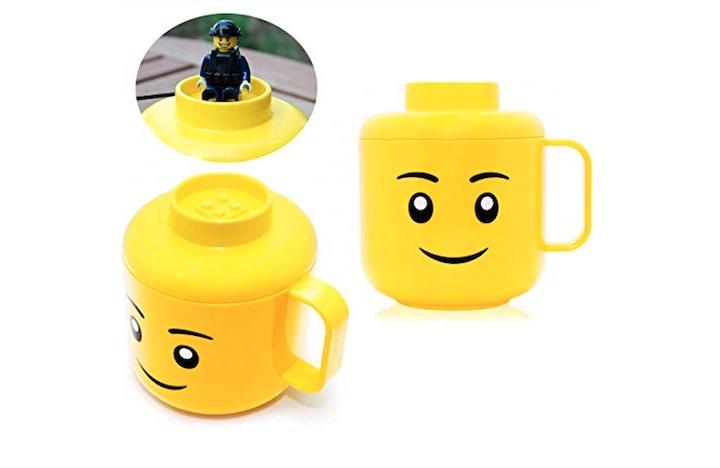 Legotasse Legofigur