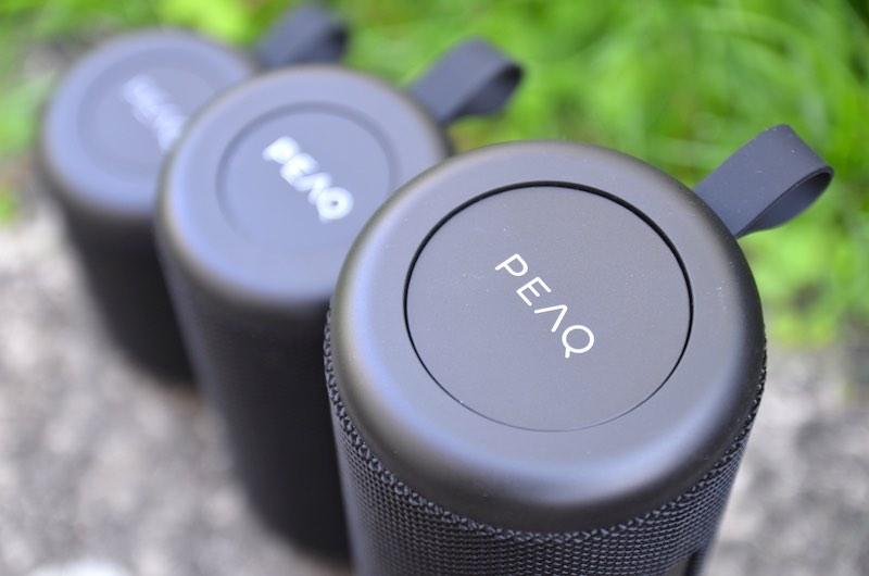 peaq mobile speaker mit langer akkulaufzeit