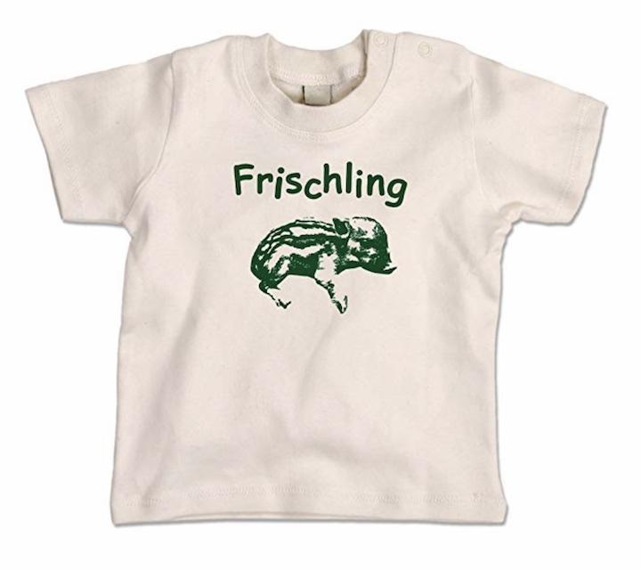 Baby T Shirt 22Frischling22