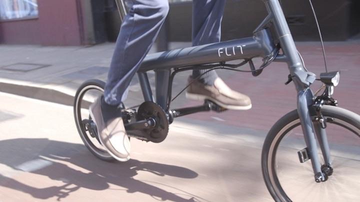 FLIT 16 E Bike zu Falten