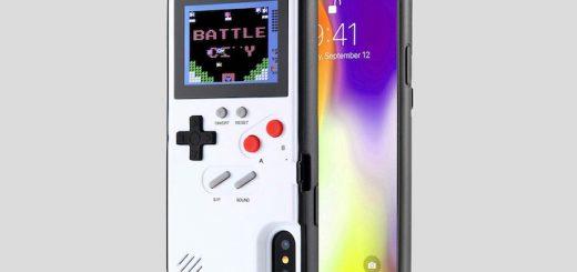 Gameboy Case iPhone 520x245