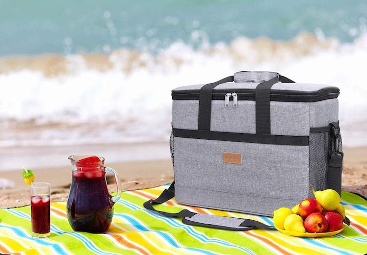 Lifewit K%C3%BChltasche Ge%C3%A4trnke Obst Wasser Strand