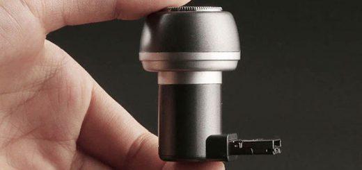 Pocketshaver in Hand gehalten 520x245