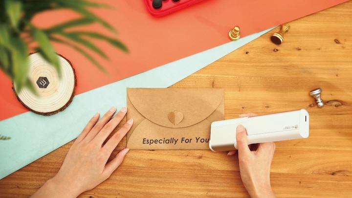 PrintPen Brief Holz H%C3%A4nde