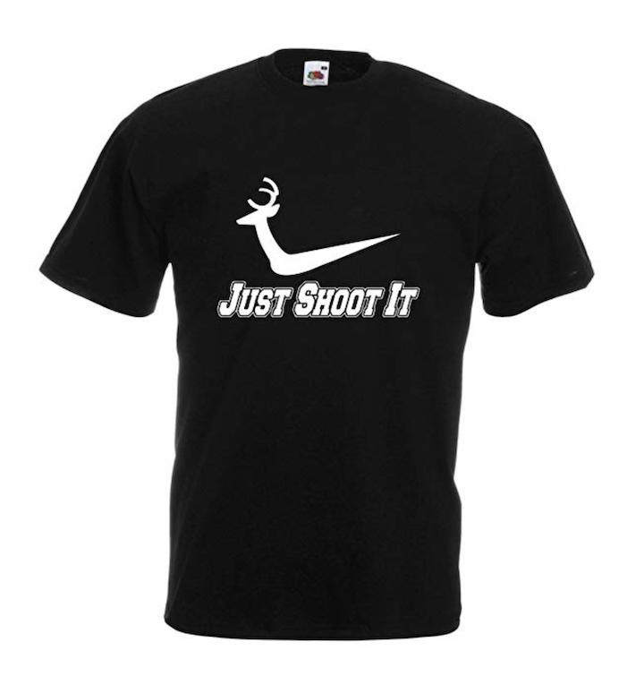 T Shirt 22Just Shoot It22