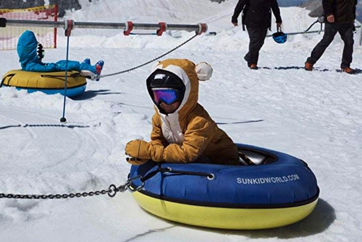 WeeDo Funwear Monkey Schnee Kind Reifen