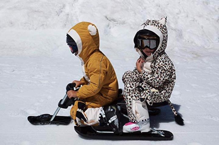 WeeDo Funwear Schneeanzug Kinder Schnee