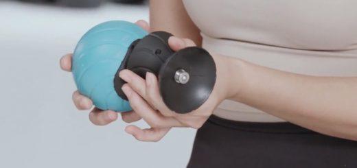 Yoggi Ball Aufsatz Hände 520x245