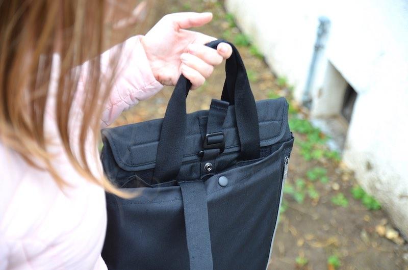 eco backpack rucksack