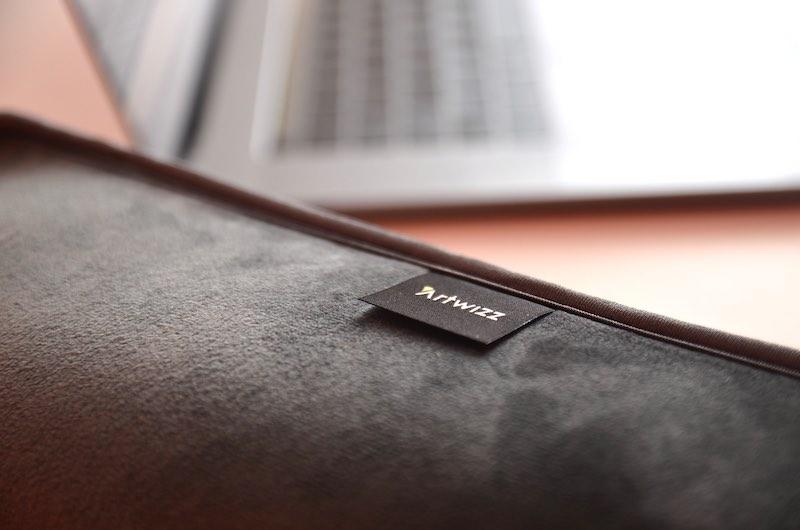 fleece innenverkleidung macbook pro