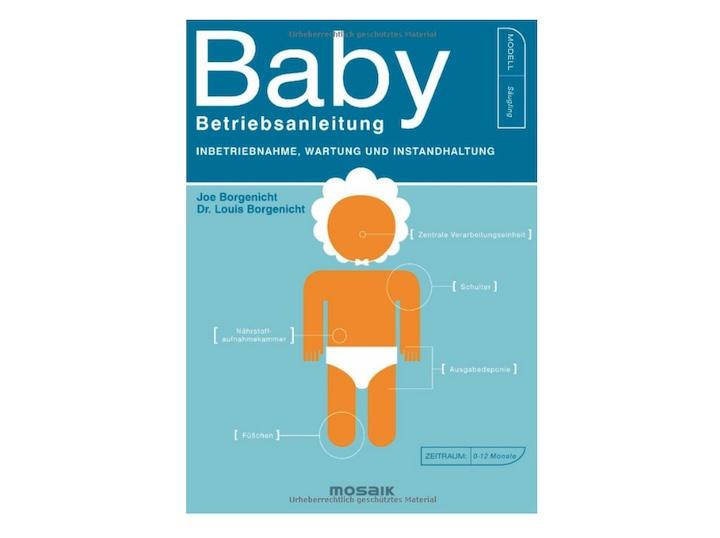 Baby Betriebsanleitung Buch