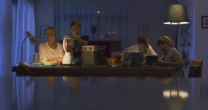 DELTA bei Stromausfall