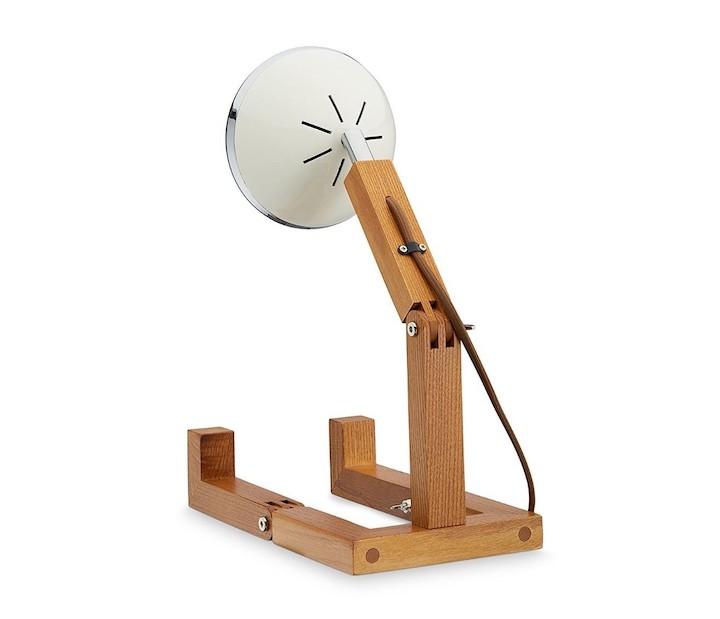 Mr. Wattson G9 LED Lamp R%C3%BCckansicht