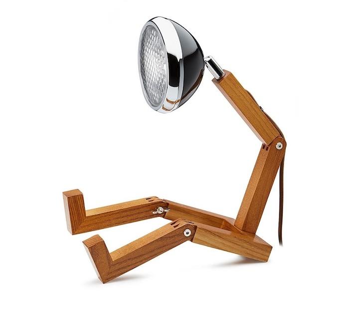 Mr. Wattson G9 LED Lamp Seitansicht