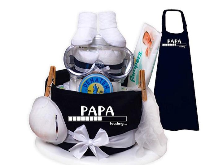 geschenk werdender papa