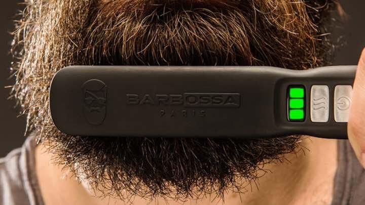 Bartgl%C3%A4tter Barbossa Display