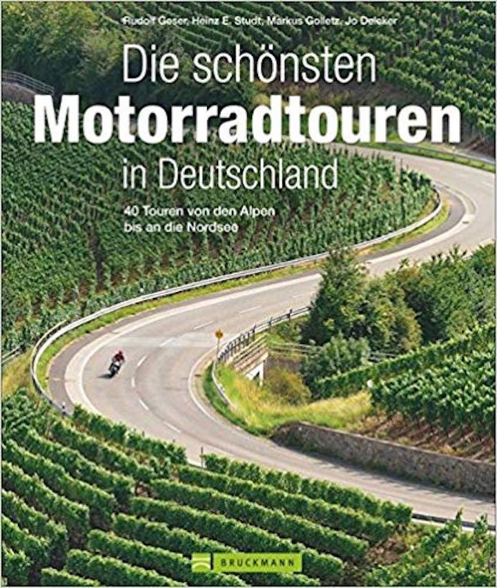 Buch Motorradtouren