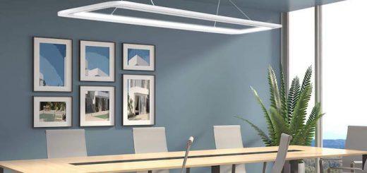 EYLM Deckenleuchte Stühle Tisch Büro Bilderrahmen 520x245