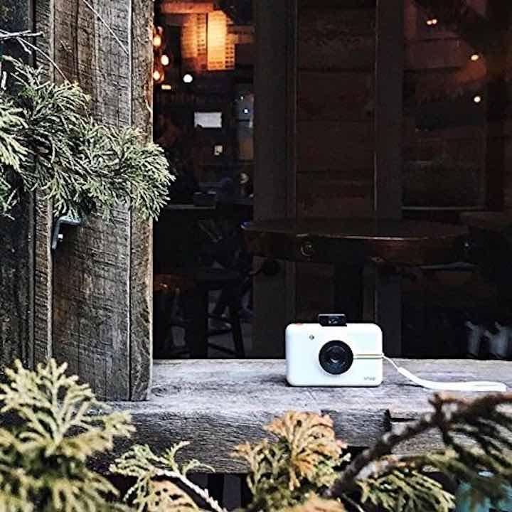 Instant Snap Kamera mit Handgelenkschlaufe