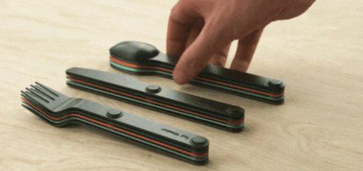 Magware Magnet Besteck