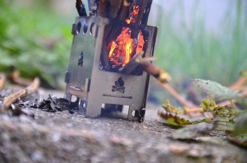 Mikrokocher EDCBox im einsatz